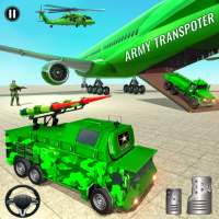US Army Airplane Transport Truck Driving Games on APKTom