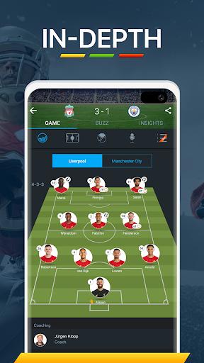 365Scores - Live Scores and Sports News screenshot 3