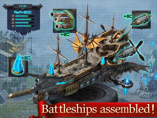 Age of Kings: Skyward Battle 14 تصوير الشاشة