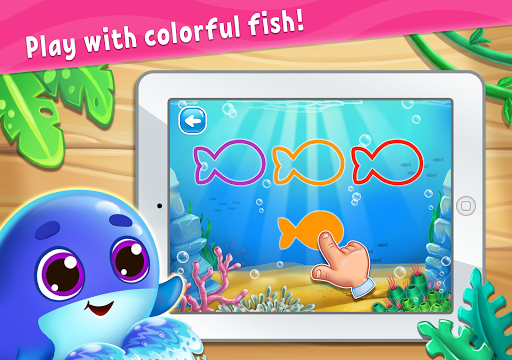Colors for Kids, Toddlers, Babies - Learning Game screenshot 16