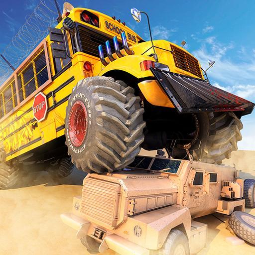 Monster Bus Derby : Bus Demolition Derby 2021 icon