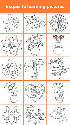 How To Draw Flowers скриншот 8