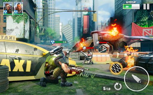 Hero Hunters screenshot 5