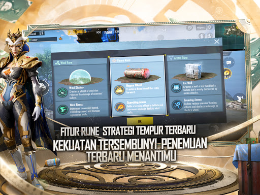 PUBG MOBILE - RUNIC POWER screenshot 20