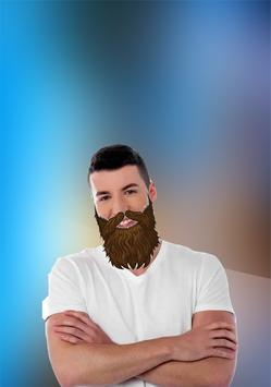 Photo Montage Beard Maker screenshot 4