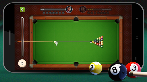 8 Ball Billiards- Offline Free Pool Game screenshot 4