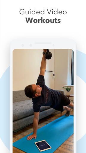 Sworkit Fitness – Workouts & Exercise Plans App 5 تصوير الشاشة