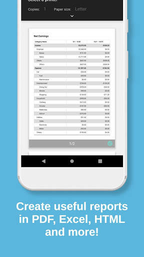 Bluecoins Finance: Budget, Money & Expense Manager screenshot 3