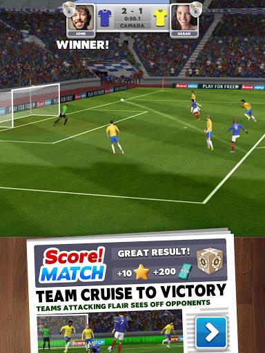 Score! Match - PvP Soccer screenshot 12