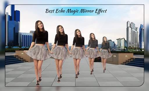 Best Echo Magic Mirror Effect : Background Changer screenshot 3