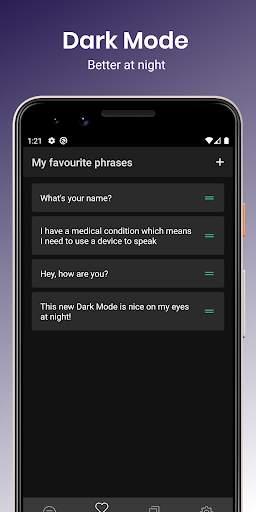 My Voice - Text To Speech (TTS) screenshot 4