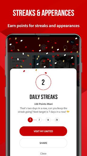 Manchester United Official App screenshot 4