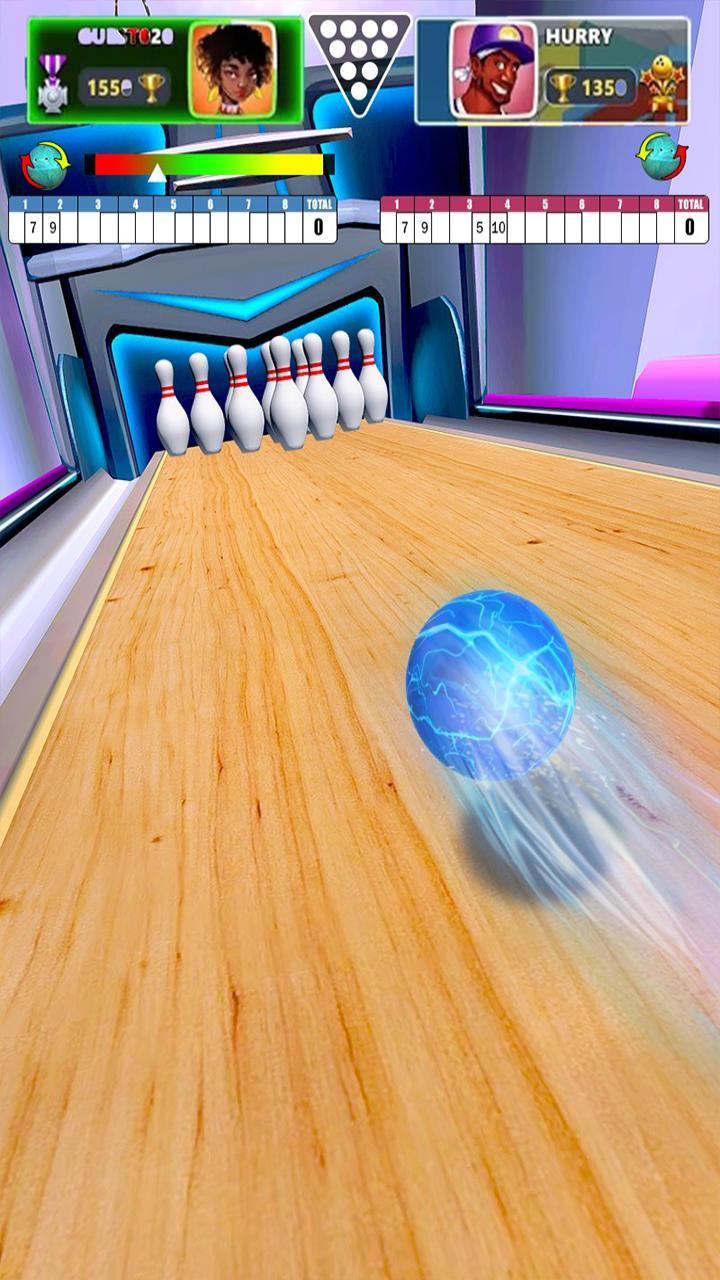 World Bowling Championship - New 3d Bowling Game 2 تصوير الشاشة