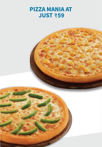 Domino's Pizza - Online Food Delivery App 7 تصوير الشاشة