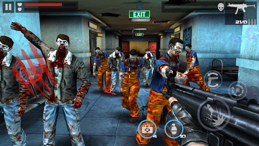 DEAD TARGET: Offline Zombie Games screenshot 16