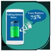 Talking Battery Meter أيقونة