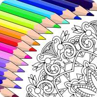 Colorfy: Free Coloring Games - Paint Color Book on APKTom
