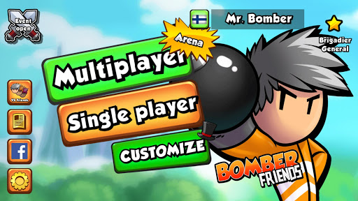 Bomber Friends 19 تصوير الشاشة
