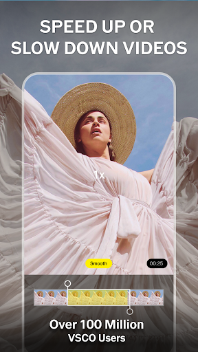 VSCO: Photo & Video Editor with Effects & Filters screenshot 1