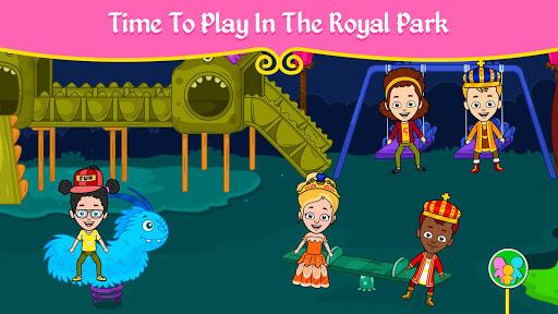 مدينة الأميرات - ألعاب بيت العرائس للأطفال 3 تصوير الشاشة