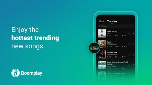 Boomplay: Download Music Enjoy Offline Music Free screenshot 3