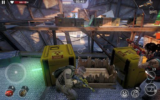 Left to Survive: Apocalypse & Dead Zombie Shooter screenshot 12