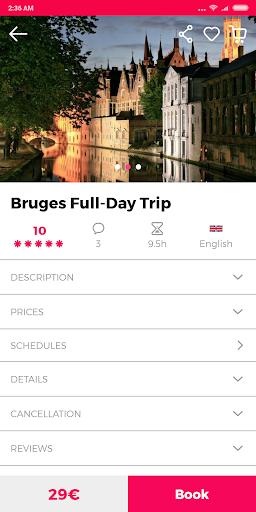 Brussels Guide by Civitatis screenshot 8
