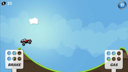 Mountain 4x4 Jeep Race screenshot 2