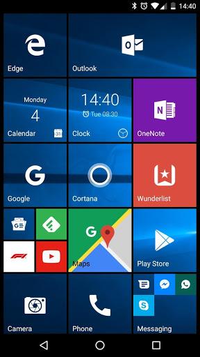 Launcher 10 screenshot 4