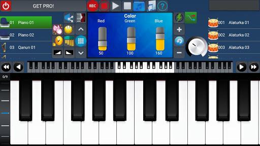 Portable ORG Keyboard 6 تصوير الشاشة