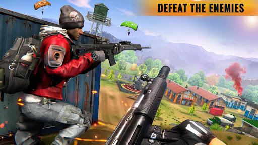 FPS Commando Anti Terrorist Strike Shooting Games 5 تصوير الشاشة