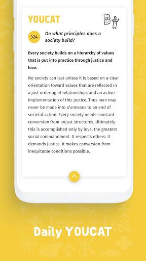 YOUCAT Daily | Bible, Catholic Youth Catechism screenshot 5