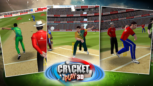Cricket Play 3D: Live The Game screenshot 4