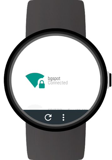 Wi-Fi Manager for Wear OS (Android Wear) screenshot 1