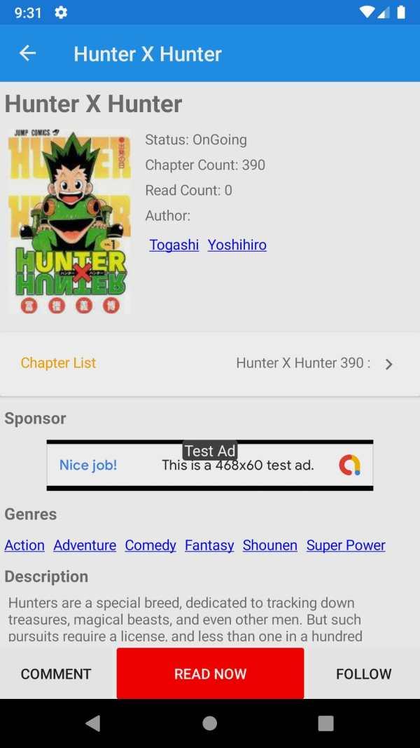 Shin Manga - Best Manga reader screenshot 3