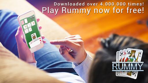 رومي لعبة بطاقة مجانية Rummy 1 تصوير الشاشة