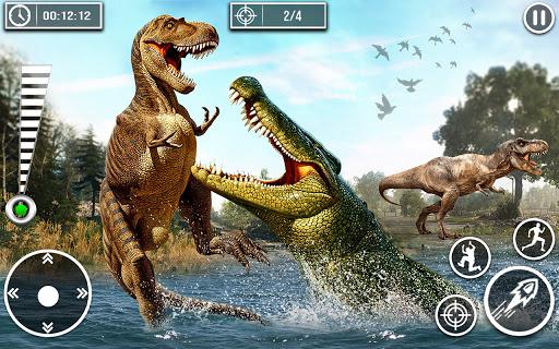 Wild Animal Hunt 2021: Dino Hunting Games स्क्रीनशॉट 1