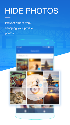 LOCKit - App Lock, Photos Vault, Fingerprint Lock screenshot 2