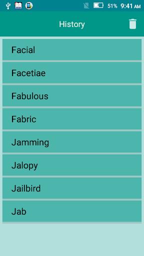 English To Marathi Dictionary screenshot 8