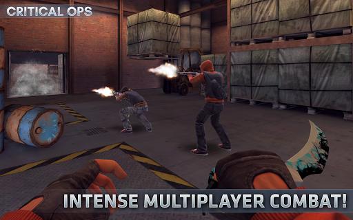 Critical Ops: Multiplayer FPS screenshot 16