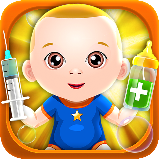 Baby Doctor Office Clinic icon