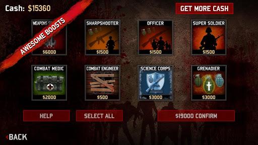 SAS: Zombie Assault 3 4 تصوير الشاشة