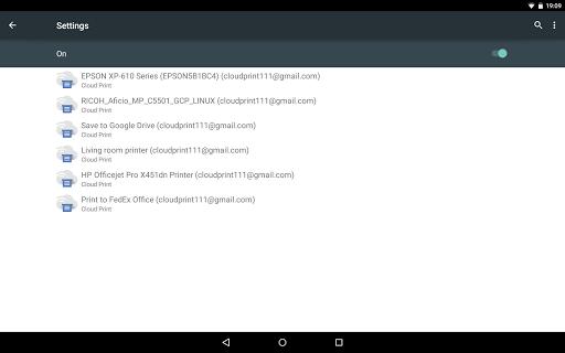 Cloud Print screenshot 11