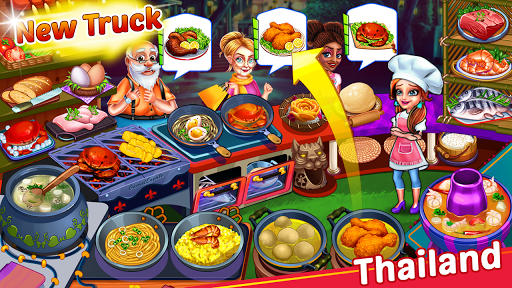 Cooking Express : Food Fever Cooking Chef Games 10 تصوير الشاشة