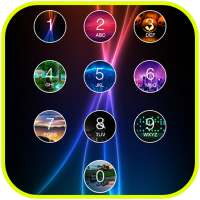 Photo Keypad Lock Screen icon