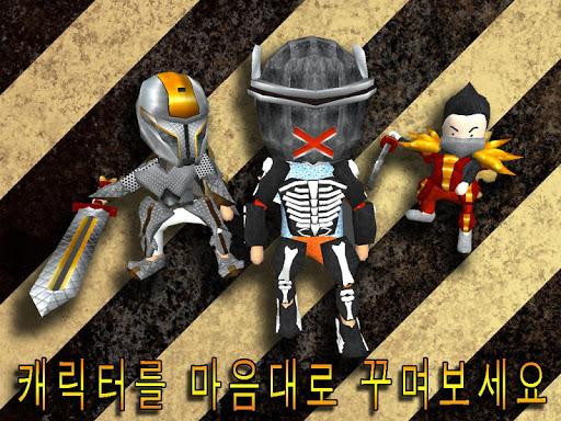 혼돈의 학교 - 온라인 게임 screenshot 4