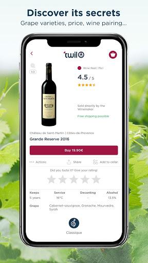 TWIL - Scan and Buy Wines 2 تصوير الشاشة