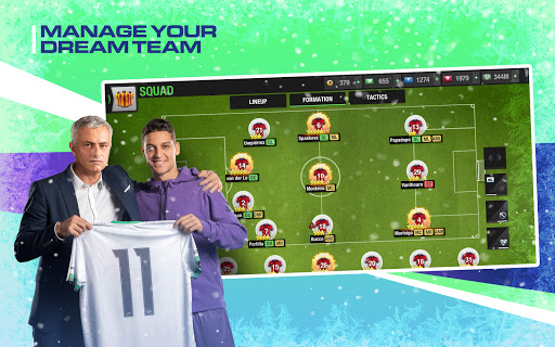 Top Eleven - Be a soccer manager 10 تصوير الشاشة