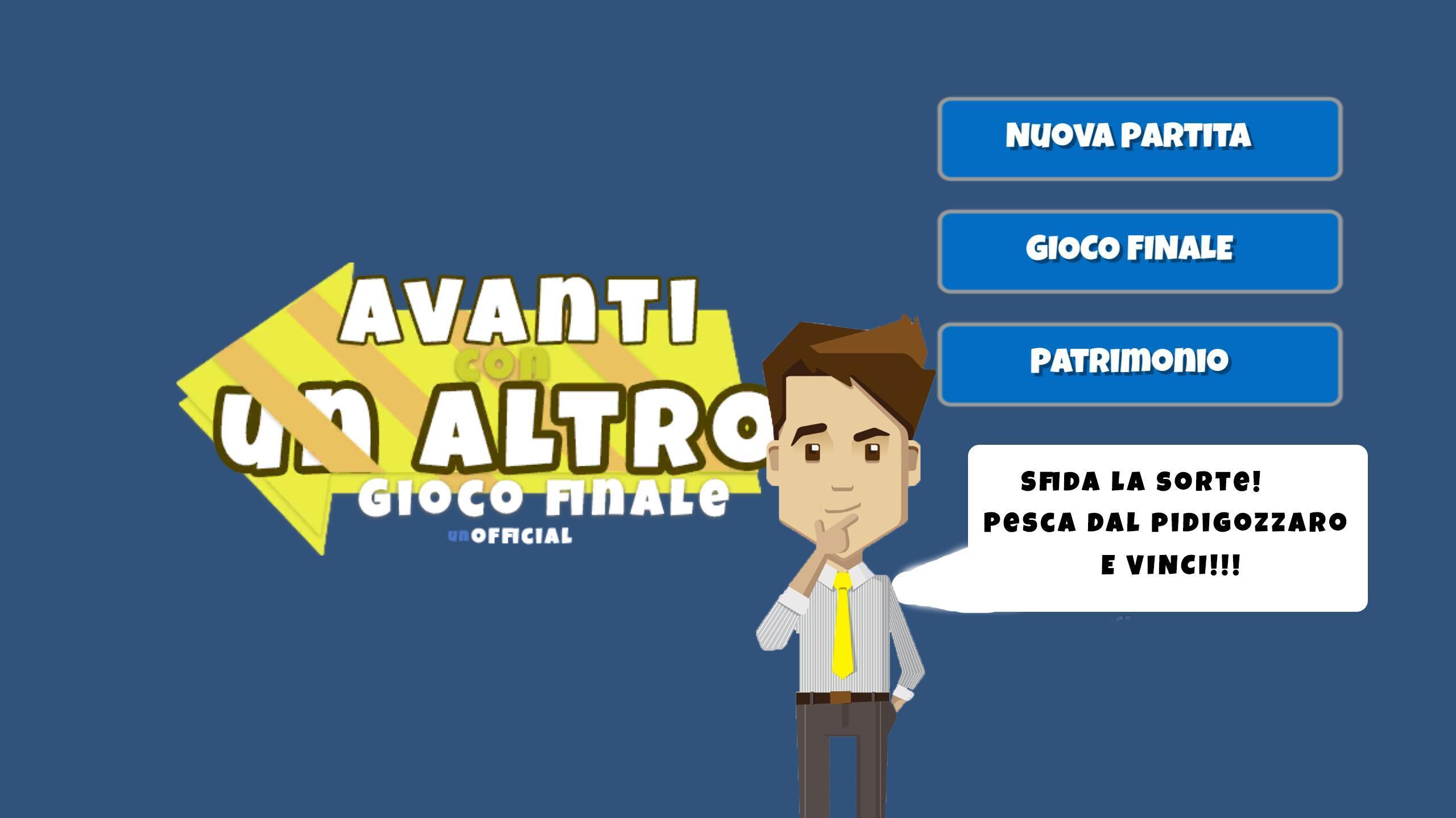 Avanti Con Un Altro - quiz 2020 2 تصوير الشاشة