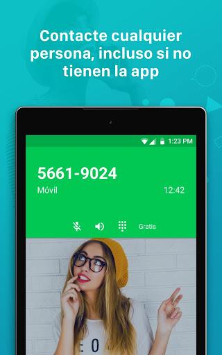Nextplus: Llama Gratis   Texto screenshot 16
